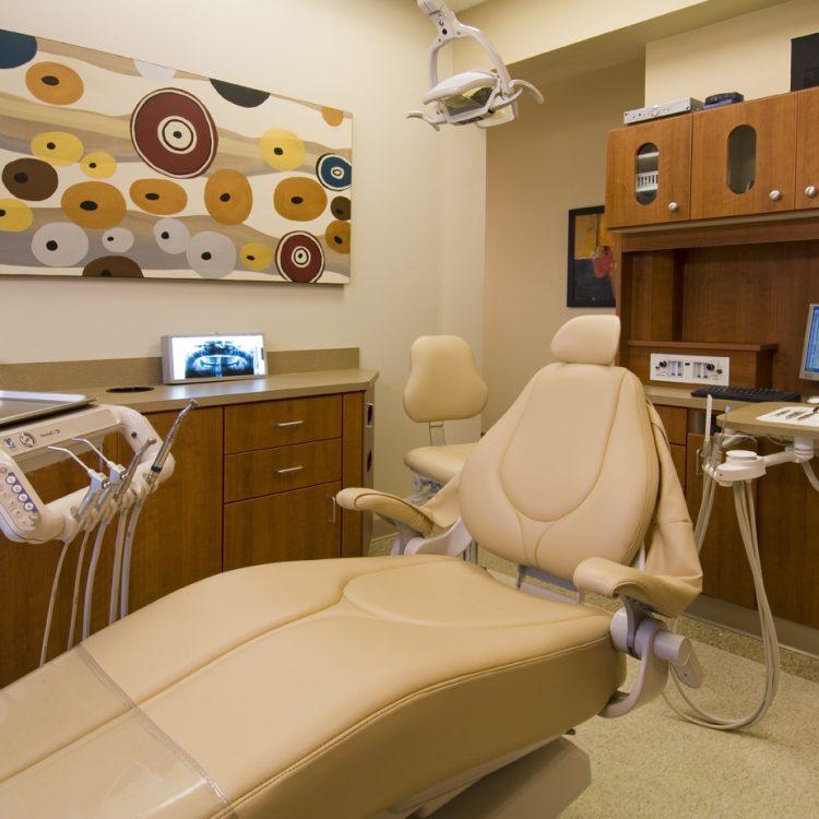 dental office chair